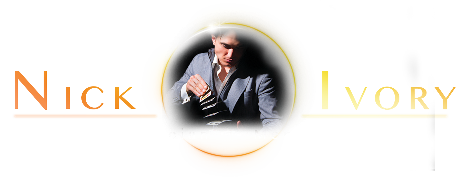Book Magician and Mentalist Nick Ivory